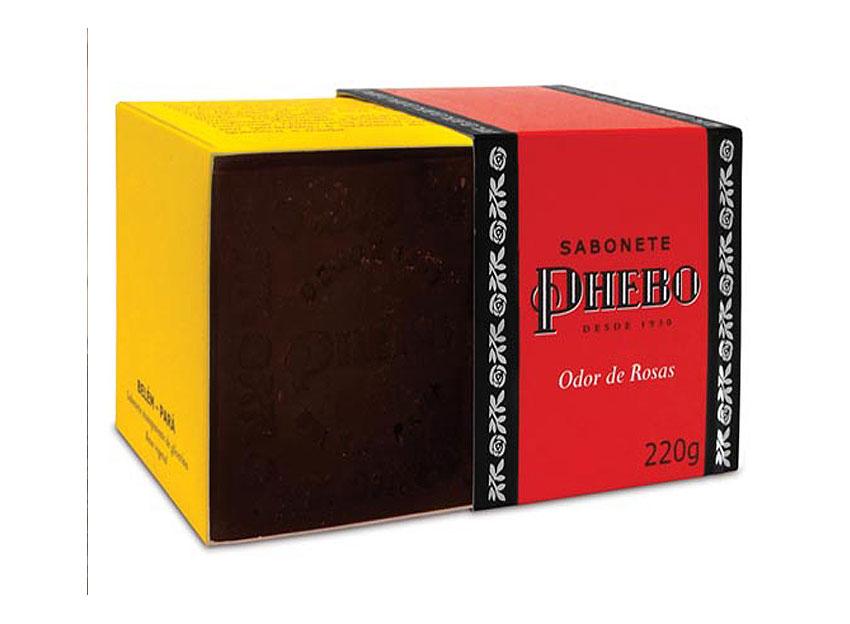 Sabonetes Cubo Phebo
